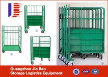 metal racks with wheels/logistics trolley