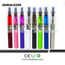 2014 Alibaba.com Rainbow Ego Battery Ego Vaporizer Pen Kit