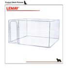 large outdoor wholesale chain link rolling portable dog cage pet soft crate