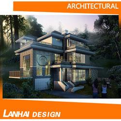 Steel Villa Fast Construction Houses