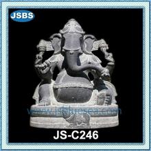 Wholesale Handmade Cheap Decorative Marble Lord Ganesh Statue