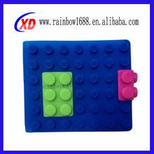wallet cases fun wallet cases/ silicone wallet cases