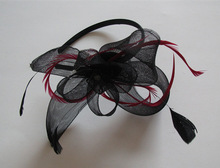 Fashion Crystal Hair Accessories Decoration Hair band Fascinators