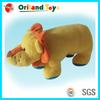 stuffed pillow toy, soft stuffed lion pillow, soft toy cushion pillow