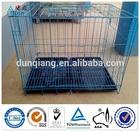 Heavy duty galvanized steel welded Hot sale 5' x 10' x 6' large outdoor best waterproof dog kennel wholesale