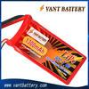 7.4v lipo battery 45C 1300mah 3S soft case rc lipo battery for rc heli