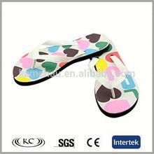 bulk wholesale new low price anti-slip eva sandals and matching bag