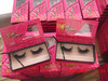 we looking for distributors strip mink fur eyelash fake lash with beautiful false eyelashes box