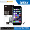 Hot Sale high clear mobilephone screen protector for iphone 6 plus