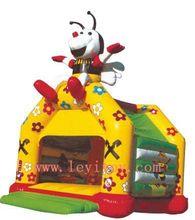 inflatable halloween bounce house LY-081B