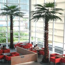 7m indoor artificial washington palm tree entertainment park decoration tree