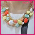 Gros chine colliers en alliage de mode bijoux WNK-225