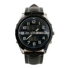 Sports Vogue Watch Watches Mens Wrist Watch Digital Dual Time Zone Wholesale