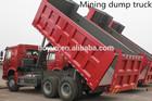 SINOTRUK HOWO 6X4 30 ton tipper dump truck left/right hand drive dump truck sinotruck dump truck