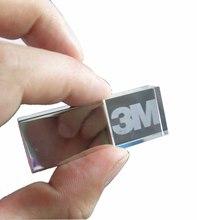 Glass Flash USB with Engraving Logo Crystal Glass USB Flash Drive and pendrives