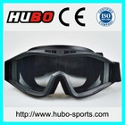HUBO safety dust proof PC thick lens army game night vision military tactical goggles
