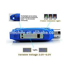 2015 new waterproof mechanical mod vv vw e cig firestone e-lvt wholesale