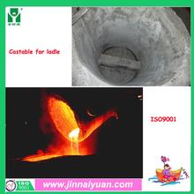 Insulation Castable Refractory for Boiler