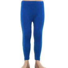 Children comfortable pants kid cotton spandex pants