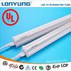 Bongs sales ul/Energy star 4ft t8 led tube making china market of electronic 22w 18w