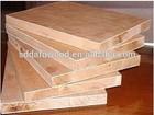 block board grade AAA furniture panel