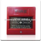 Fire Alarm Break Glass Push Button