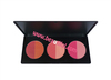 Factory price! 10 color natural blush , wholesale powder blush, long lasting, chemical powder blush, cosmetics for cheek
