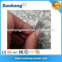 052323 Ultra thin battery watch bttery 15mAh Lipo battery
