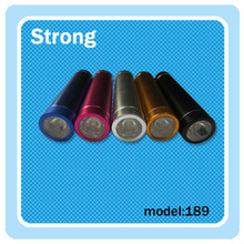 new type LED flash light with USB charger mobile power