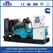 100kva Biogas Generator