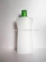 500ml Plastic Moisturising Bath Oil Bottle/White Unique Smoothie Body Cream Bottle
