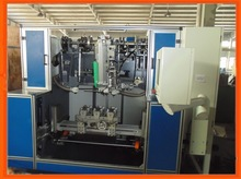 High Speed High Capacity CNC Five Axis Broom Drilling and Filling Machine