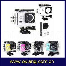 1080P Full HD SJ4000 Helmet Sports Camera 12MP Car Recorder Bike Cam Action Camera