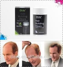 Organic Pure Keratin Hair Building Fibers OEM/ Bulk Stock 12 colors