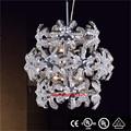 Hotsale 2014 d'éclairage. cloche de verre décoration