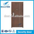posición exterior y puertas de entrada de tipo de puerta de hierro