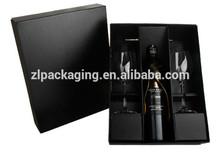 custom wine set box