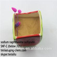 SNF PNS FDN NSF Naphthalene Sulfonate Formaldehyde Condensate
