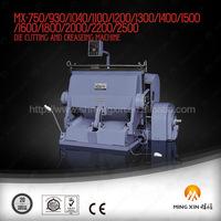 Corrugated carton Punching machine