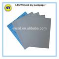 9 x 11 carbure de silicium automobile peinture papier abrasif imperméable à l'eau