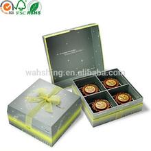 Made in dongguan food packaging box/cake packaging box