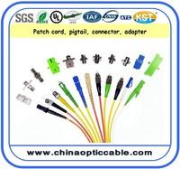 SC,FC,ST Optical Fiber Patch Cords/pigtails/connectors/ adaptors