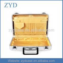 Aluminum Notebook Laptop Computer Travel Briefcase For Executive Attache ZYD-HZMlc004