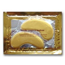 Skin Care Cosmetics Products for Anti Aging and Lifting Whitening Collagen Diamond Eye Mask in Hot Sale