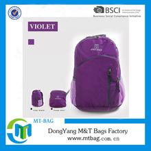 Reusable feminine travel strong backpacks bags for students