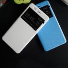 mobile phone flip leather case for xiaomi mi4,bumper waterproof case for xiaomi mi4