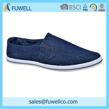 China design good quality dark blue platform shoes