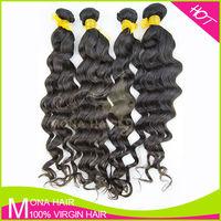 Wholesale 100% mink hair brazilian remy hair