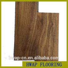 luxury click vinyl plank flooring / Indoor Vinyl Interlocking Tiles