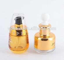 top grade plastic acrylic / glass dropping bottle essential oil bottle olive oil bottle